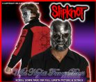 SLIPKNOT 2010 OFFICIAL LICENCED BAND SHIRT / DECALS SM